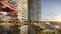 Bán căn hộ Sky oasis 58m2