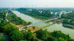 Bán đất xóm hưu Bắc Hưng Hải Xuân Quan 300m2 View Sông