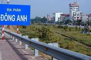 Hà Nội dự kiến đưa 3 huyện Đông Anh, Sóc Sơn, Mê Linh lên thành phố