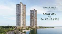 Cần bán căn hộ haven park 84m2