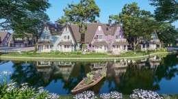 Bán căn Biệt Thự Làng Hà Lan Ecopark