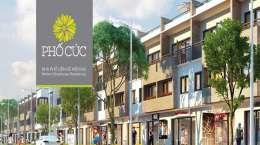 Bán căn nhà phố Phố Cúc Ecopark