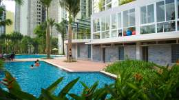 Cho thuê căn hộ 92m2 Rừng Cọ bàn giao nguyên bản CĐT