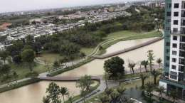 Cho thuê căn hộ toà park 1 Aquabay Ecopark