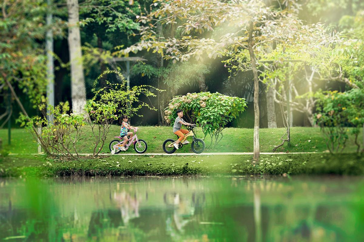 khu do thi Ecopark